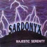 sardonyx - majestic serenity